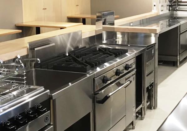 総合厨房設備 設計・製作・施工・設置