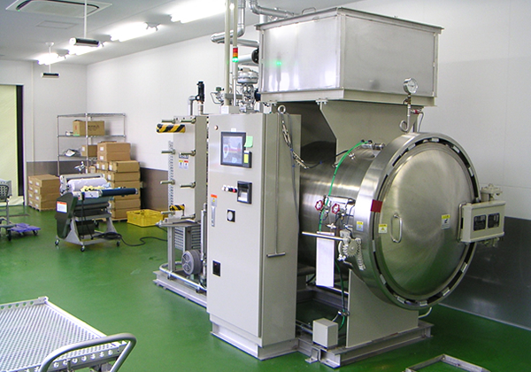 業務用厨房機器の運搬・搬入・据付・施工